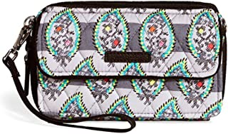 Vera Bradley RFID All In One Crossbody, Paisley Stripes