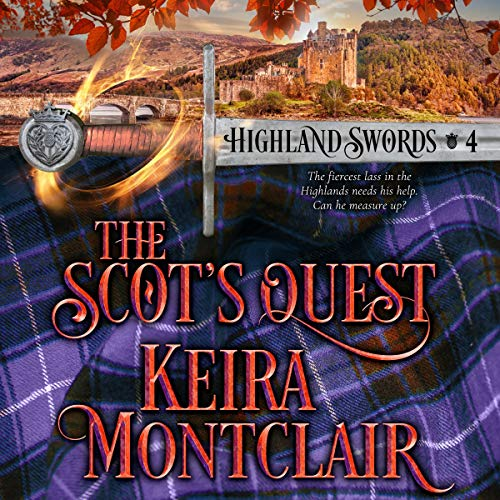 The Scot's Quest  By  cover art