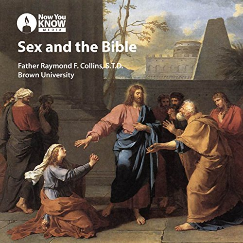 Sex and the Bible audiobook cover art