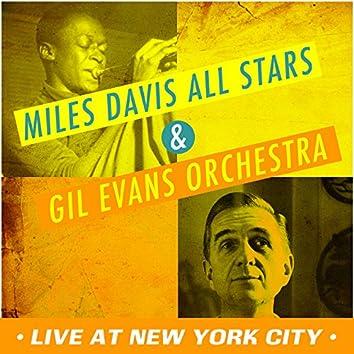 Live at New York City