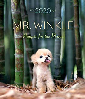 MR. WINKLE 2020 CALENDAR: Prayers for the Planet