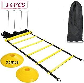 Amazon.es: Envío gratis - Escaleras velocidad / Equipamiento para entrenar y jugar: Deportes y aire libre