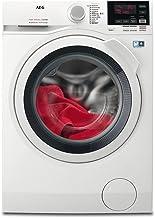 AEG L7WB64474 Waschtrockner / DualSense – schonende Pflege / 7,0 kg Waschen / 4,0 kg Trocknen / Energiesparend / Mengenautomatik / Nachlegefunktion / ProSteam - Auffrischfunktion / Kindersicherung