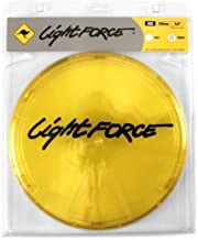 Lightforce FYBD 240mm Yellow Driving Light Cover