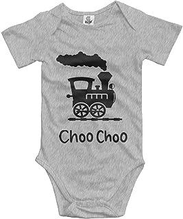 tanshui Here Comes The Train Choo Unisex Baby Sleeveless Bodysuit