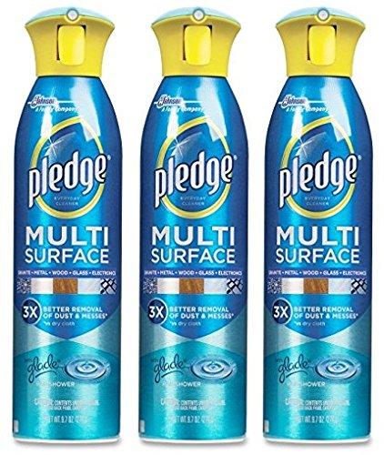 Pledge Multi Surface Cleaner Rain Shower Scent