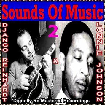 Sounds of Music pres. Django Reinhardt & Lonnie Johnson, Vol. 2