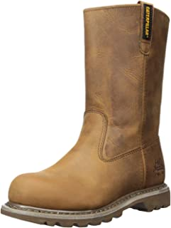 Women's Revolver Steel Toe Work Boot