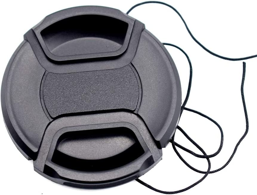 Los Angeles Mall 82mm Lens Cap Center Snap Nik Suitable for trust on