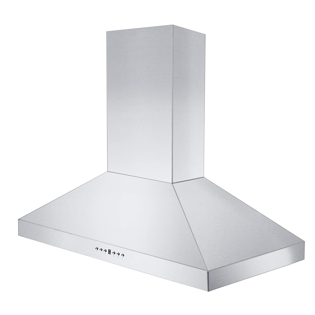 ZLINE 36 in. 400 CFM Wall Mount Range Hood in Stainless Steel (KL3-36-400)