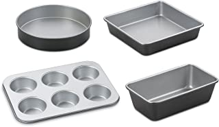 Cuisinart AMB-4 Chef's Classic Nonstick Bakeware 4-Piece Starter Set