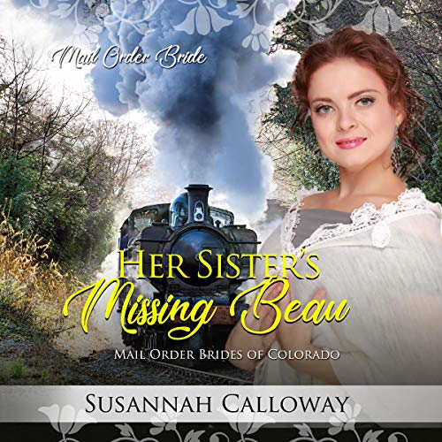 Her Sister's Missing Beau  By  cover art