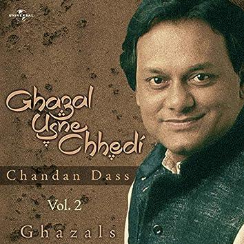 Ghazal Usne Chhedi Vol. 2  ( Live )