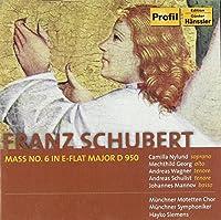 Mass 6 by SCHUBERT (2005-08-16)