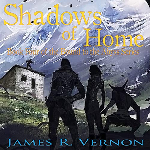 Shadows of Home audiobook cover art