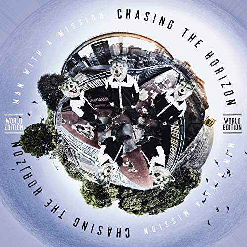 Chasing the Horizon (World Edition) (Standard CD Jewelcase)