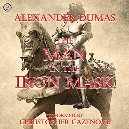 『The Man in the Iron Mask』のカバーアート