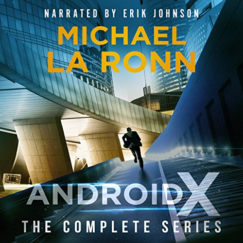 Android X: The Complete Series Titelbild