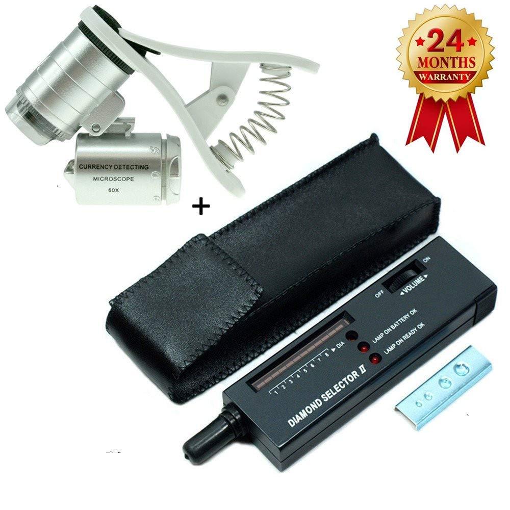 Accuracy Diamond Microscope Magnifier Professional