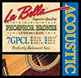 Labella 7GPM Guitar Strings Set, Medium 11/52