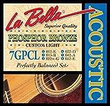 Labella 7GPM Guitar Strings Set, Medium 11/52