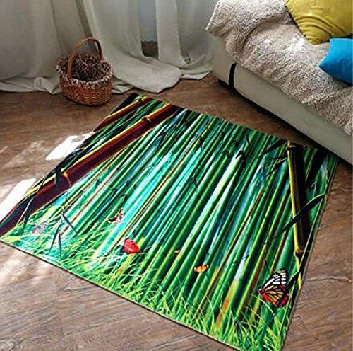 Creative Light- 3D Haushalt Teppiche Treppe Gang Voller Laden Rutschfest Matten Eingang Geben Sie Die Tür Ein Küche Streifen Teppiche ( größe : 160cm*240cm )