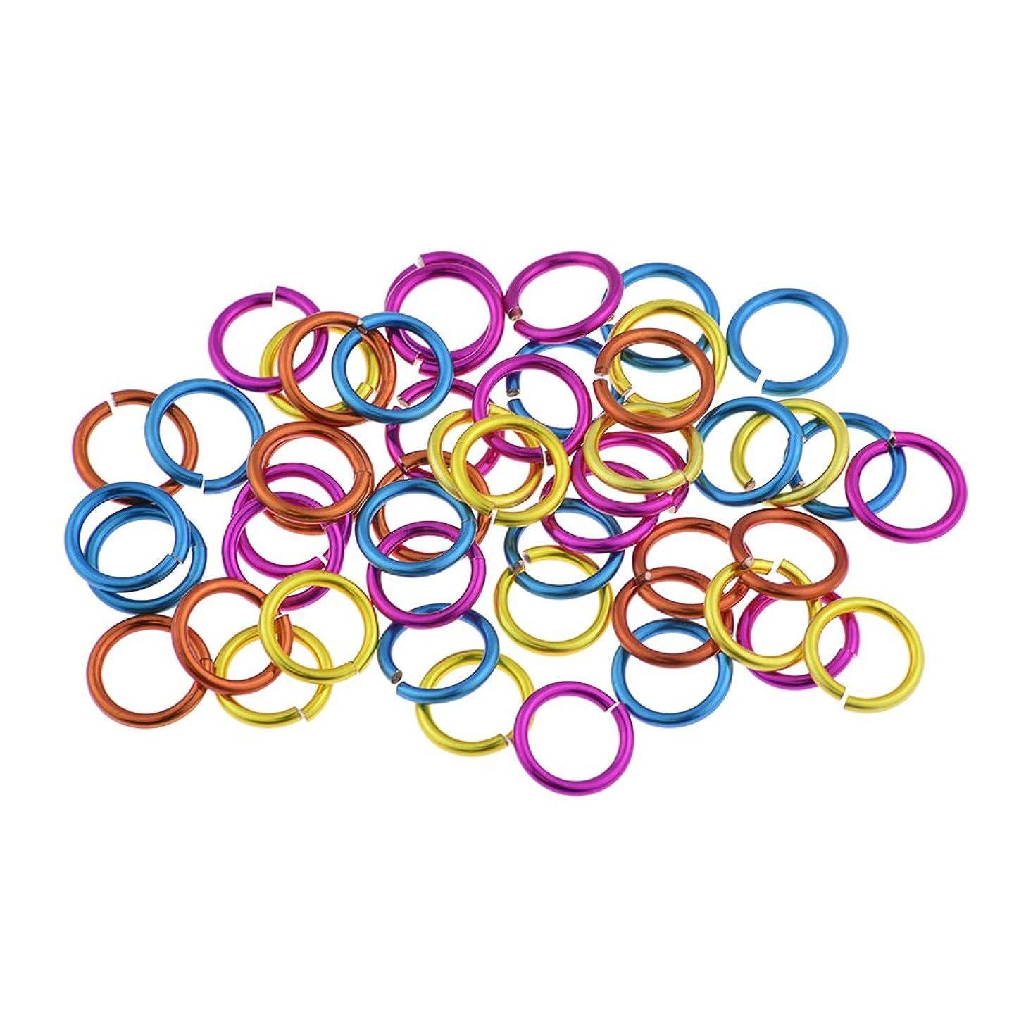 Weave Got Maille 18-Gauge 3.5mm Summer Slush Enameled Copper Jump Ring Mix - 1 Ounce
