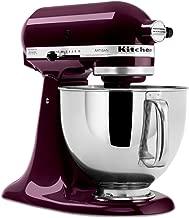 KitchenAid RRK150PB 5 Qt. Artisan Series - Plumberry (Renewed)