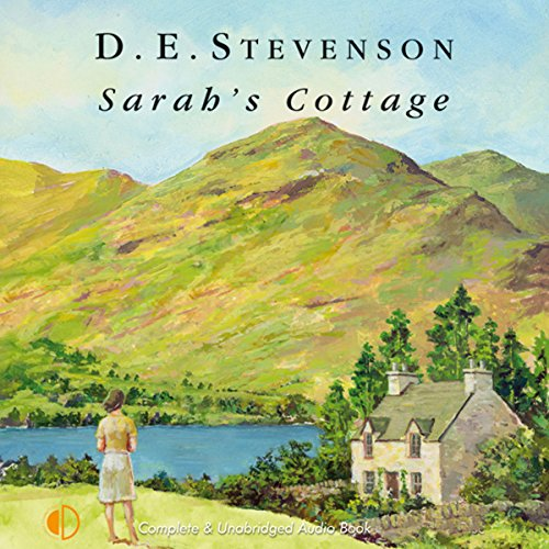 Sarah's Cottage  audiobook cover art