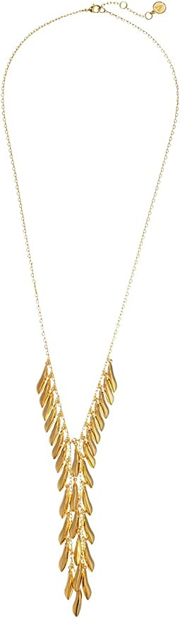 Waterfall Y-Necklace