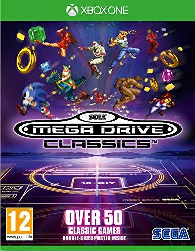 Sega Mega Drive Classics - Xbox One [Edizione: Francia]