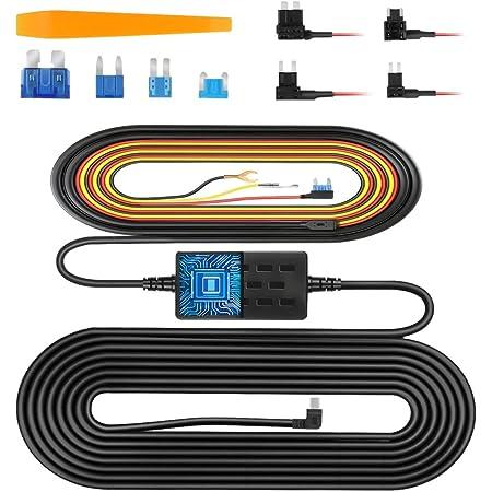 Vantop V9h Dash Cam Hardwire Kit 3 5 M Mini Usb Elektronik
