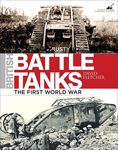 British Battle Tanks: World War I to 1939 (English Edition)
