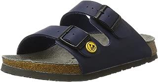 桦树楼男女皆宜的成人亚利桑那系列人造 ESD 拖鞋
