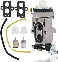 WYA-44 Carburetor for Husqvarna 580 580BTS 580BFS Walbro WYA-44 WYA-44-1 RED MAX: 848H008100 848-H00-8100 579629701 615-469 Leaf Blower Backpack