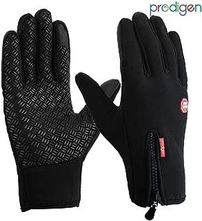 Prodigen Outdoor Winter Gloves Touchscreen Running Warm Gloves