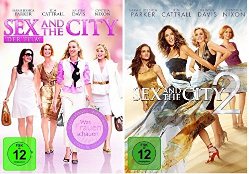 Sex and the City - Der Film 1+2