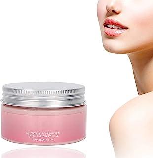 Pink Clay Mask, 100g/3.5 Oz Pink Clay gezichtsmasker, krimpen poriën Facial Mud Mask voor poriënreiniging en acne behandeling