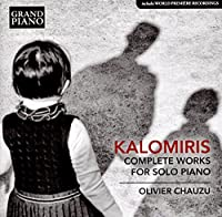 Kalomiris: Complete Works For Solo Piano