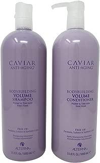 Alterna Caviar Anti-Aging Volume Shampoo & Conditioner (33.8 Oz Each)