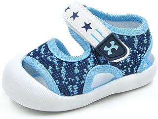 NINGDER Baby Boys Girls Sneaker Infant Light Weight Prewalker Little Kids Casual Shoes Soft Sole Anti-Slip Toddler First Walkers for Walking Running