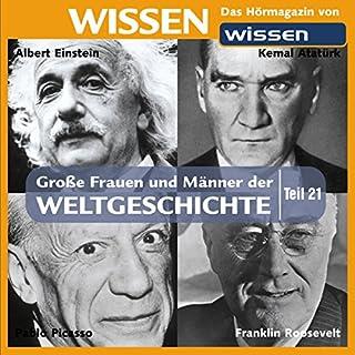 Große Frauen und Männer der Weltgeschichte (Teil 21) Titelbild