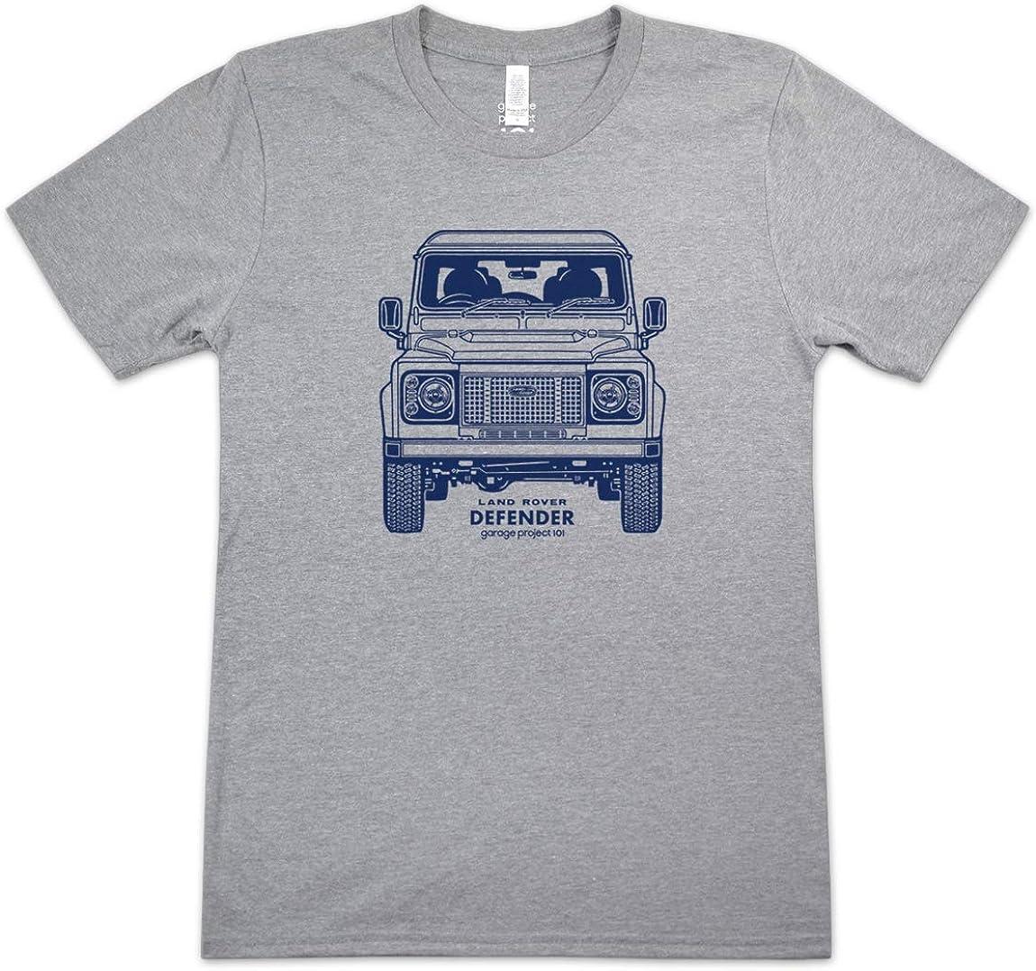 Landrover Range Rover P38 Off Road Land Rover Mens T Shirt