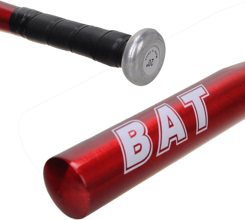 Wollowo 71//76//81//86 cm 28//30//32//34 tr/ès r/ésistante Batte de baseball//th/èque//softball