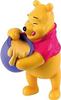 Figurine DISNEY Winnie l/'Ourson BOURRIQUET AVEC PORCINET 7 cm neuve