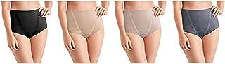 Maidenform Ladies' Tummy Toning Brief, 4-Pack