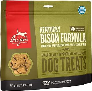 ORIJEN High-Protein, Grain-Free, Premium Quality Meat, Freeze-Dried Dog Treats