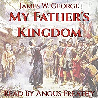 My Father's Kingdom audiobook cover art