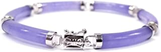 Best lavender jade bracelet Reviews