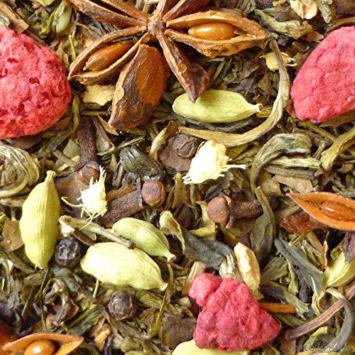 Weißer Tee Himbeer Ingwer 100g